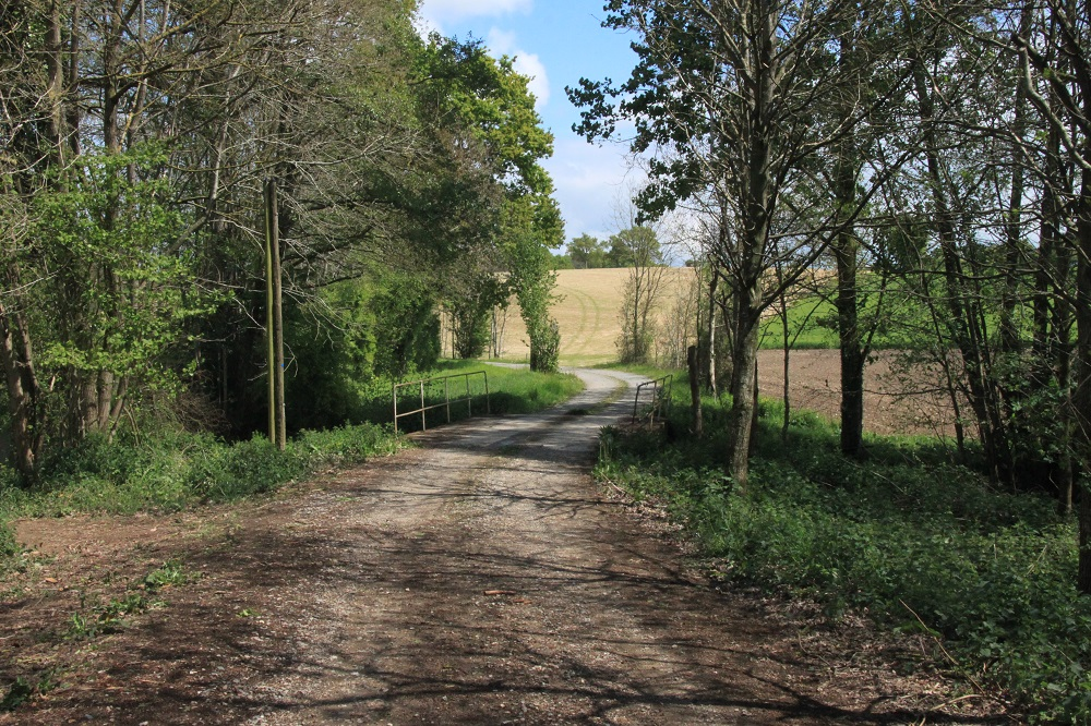 Le passage de l'Oudon